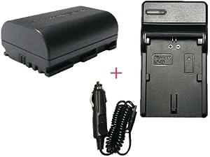 【 充電器 セット 】  キャノン Canon LP-E6 互換 バッテリー + 充電器 ( コンパクト タイプ )【 LC-E6 互換 】