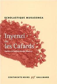 Inyenzi ou les Cafards par Scholastique Mukasonga