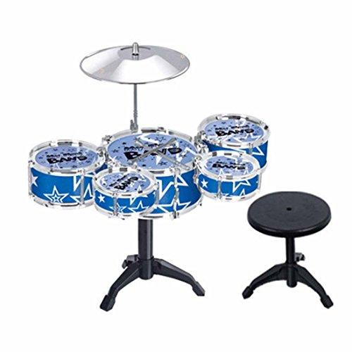 finer-shop-kinder-kids-jazz-drum-set-musikinstrument-toy-spielset-mit-5-trommeln-becken-stander-hock