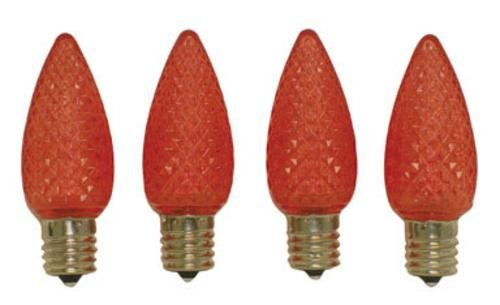 Celebrations Led Replacement Bulb Red 25 Count