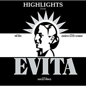 Evita (Highlights) (Original Cast Recording/1979)