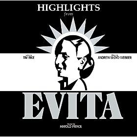 Evita (Highlights) (Original Cast Recording/1979)