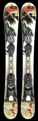 Summit Headwall 95cm Skiboards Snowblades Atomic bindings 2014