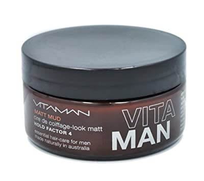 Best Cheap Deal for VitaMan Men's Matt Mud Hair Styler from VitaMan - Free 2 Day Shipping Available