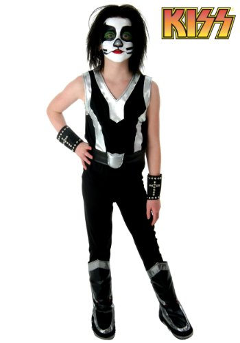 Big Boys' Catman KISS Costume