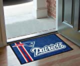 414M0MKAPrL. SL160  New England Patriots NFL Starter Uniform Inspired Floor Mat (20x30)
