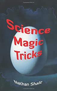 Science Magic Tricks (Dover Children's Science Books)