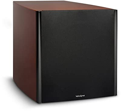 Velodyne 80-DDP10CH Digital Drive PLUS 10-Inch 117V 60Hz Subwoofer (Satin Cherry) by Velodyne