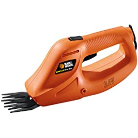 Black &amp; Decker 3.6-Volt Cordless Grass Shear #GS500