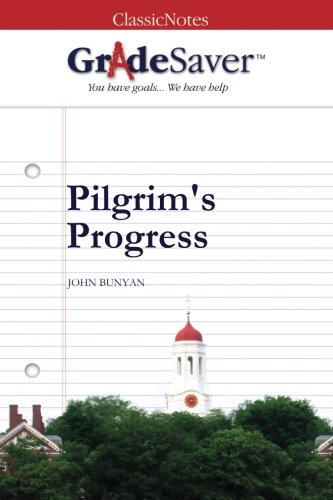 pilgrims progress essay Pilgrim s progress characters | gradesaver pilgrim's progress study guide contains a biography of john bunyan, literature essays, a complete e-text, quiz questions, major themes, characters, and a full summary.