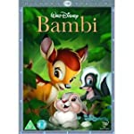 Bambi (Diamond Edition) [DVD]