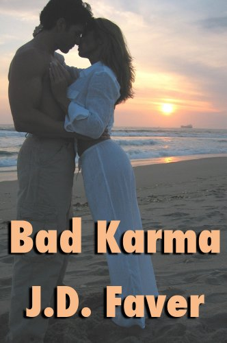 Bad Karma: The Edge of Texas-Bk 2 (Romantic Thriller) by J.D. Faver