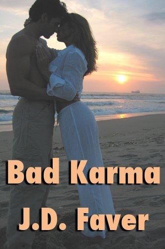 Bad Karma: The Edge of Texas-Bk 2 (Romantic Thriller) by J.D. Faver