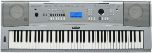 Yamaha Dgx230 76 Full-Sized Piano Style Keys, 489 Instrument Voices