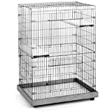 Precision Pet 48-Inch Kitty Condo with Plastic Base, Large