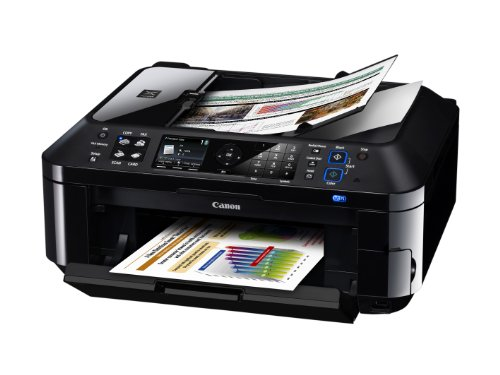 Canon PIXMA MX420 All-In-One Wi-Fi Colour Photo Print (Print, Copy, Scan, Fax)