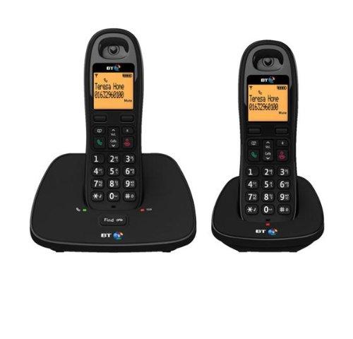 BT 1000 Digital Cordless Phone Twin image