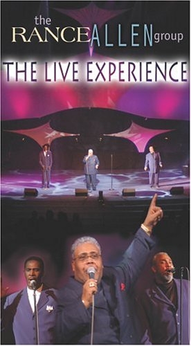 The Rance Allen Group - The Live Experience