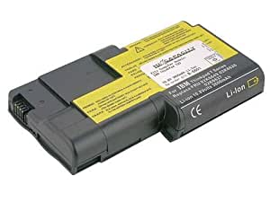 Hi-Capacity Li-Ion Laptop Battery for IBM ThinkPad T20, T23 series (02K6649)