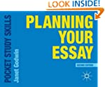 Planning Your Essay (Pocket Study Ski...
