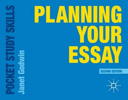 planning your essay janet godwin