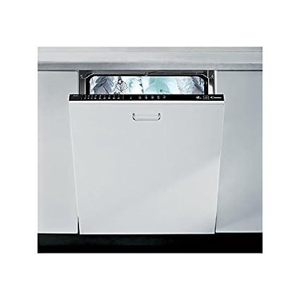 Candy CDI 2212 Entièrement intégré 12places A Blanc - laves-vaisselles (Entièrement intégré, A, A, Blanc, boutons, A)
