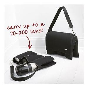 Shootsac Basic Black Shooters Kit, Neoprene Lens Location Bag