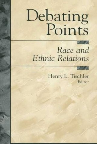 Debating Points: Race and Ethnic Relations