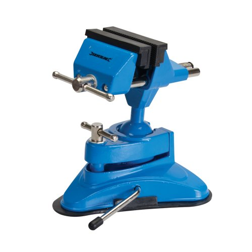 75mm Vacuum Base Table Vice (Garage Vice compare prices)