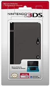 Nintendo 3DS Silicone Protector - Black - Standard Edition