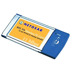 NETGEAR WGv2 54 Mbps Wireless PC Card - Free download and software reviews
