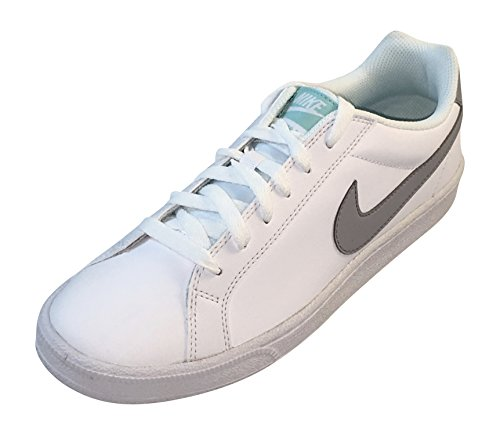 Nike Women's Court Majestic Tennis Shoes White Grey 454256 117 Size 9.5
