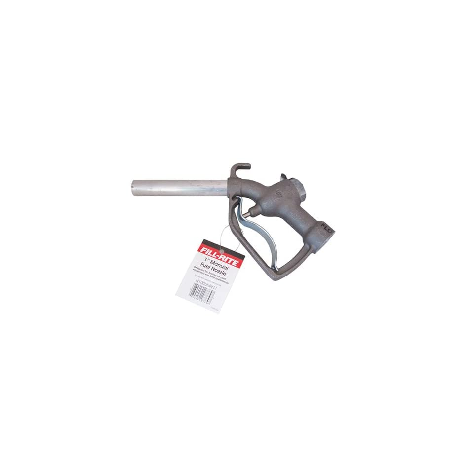 Tuthill/Fill Rite 1 Inlet Manual Fuel Nozzle NEW