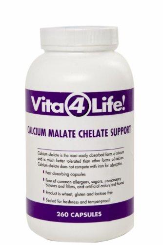 Calcium Malate Chelate Support - Vita4Life