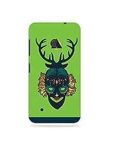 alDivo Premium Quality Printed Mobile Back Cover For Nokia Lumia 530 / Nokia Lumia 530 Case Cover (TS147)
