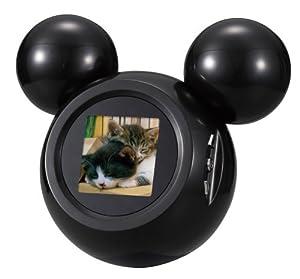 ディズニーデジポッドミッキーマウス(DISNEY Digi-Pod MICKEY MOUSE) ブラック