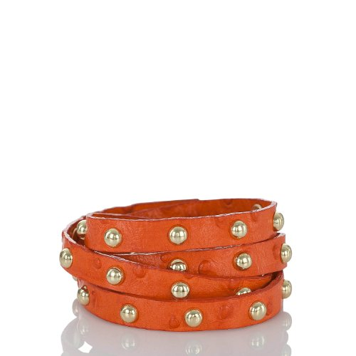 Stud Wrap Bracelet<br>Prawn Normandy