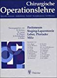 img - for Peritoneum, Staging-Laparotomie, Leber, Pfortader, Milz book / textbook / text book