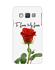 Mobifry Back case cover for Samsung Galaxy A3 SM-A300F Mobile (Printed design)