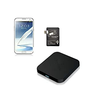 Sale Choe Qi Wireless Charger For Galaxy S3 Cheap Wall