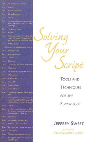 Solving Your Script: Tools and Techniques for the Playwright