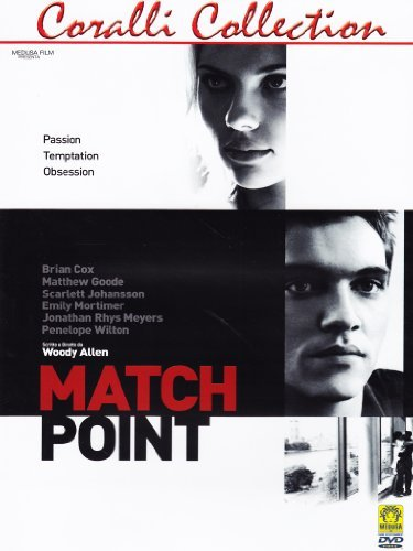 Match Point by Brian Cox