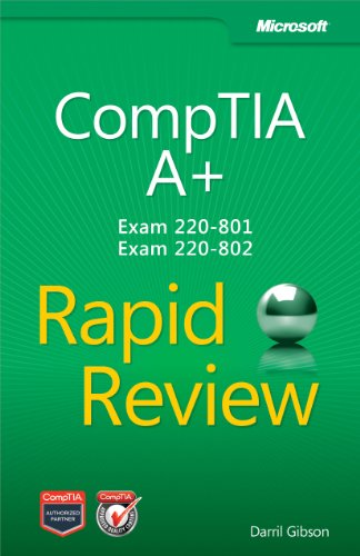 CompTIA A+ Rapid Review