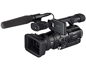 Sony Professional HVR-Z1U 3CCD High Definition Camcorder with 12x Optical Zoom