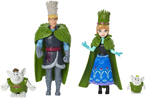 Disney Frozen Anna and Kristoff Doll Wedding Gift Set JungleDealsBlog.com
