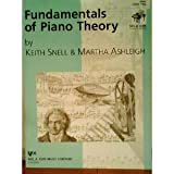 Fundamentals of Piano Theory Level Two (Neil A. Kjos Piano Library)