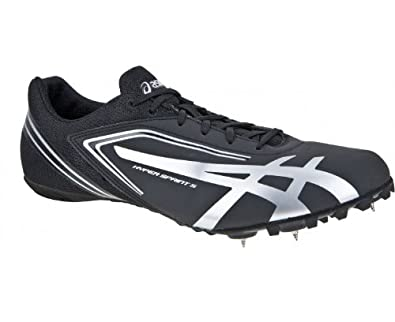 ASICS HYPER SPRINT 5 Running Spikes - 6 - Black
