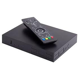 PopBox 3D Multimedia Player - Black
