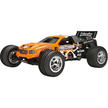 HPI Racing RC Radio Control Nitro Firestorm 10T Off Road Stadium Truck