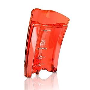 philips senseo wassertank 1 2l f r hd7820 hd7830 hd7823 50 rot klar mit 1 schwimmer. Black Bedroom Furniture Sets. Home Design Ideas